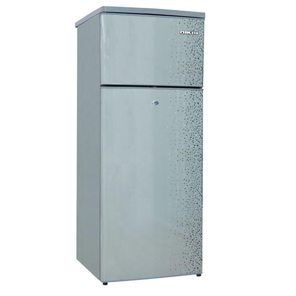 Nikai 170Ltrs Double Door Refrigerator (NRF170DN3M/S)