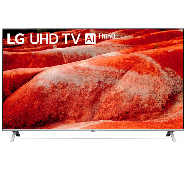 "LG 55""  Smart TV (55UN8060PVB-AMA)"
