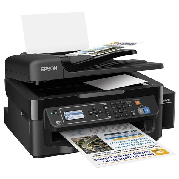 Epson L565 Wi-Fi All-in-One Ink Tank Printer (L565)