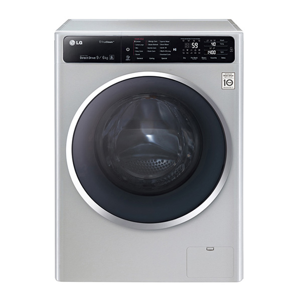 LG 10KG, Non Stop Wash and Dry (FH4U1FCHK4N)