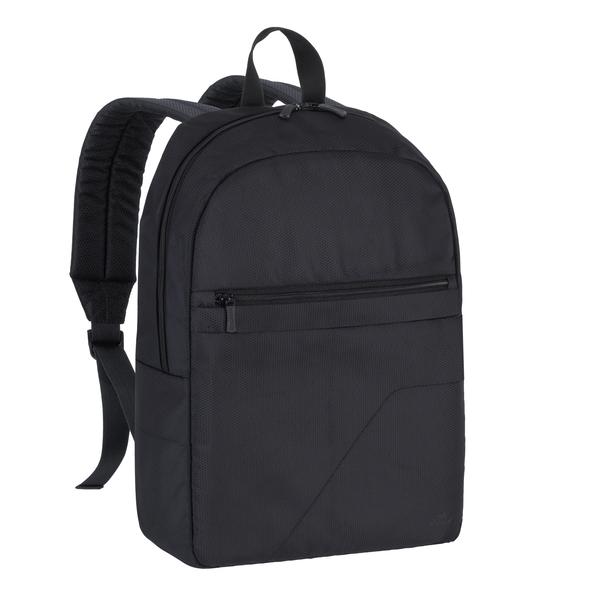 """RIVACASE LAPTOP SHOULDER BAG 8056 /  15.6"""" - DARK BLACK (RIVA-8065BK)"""