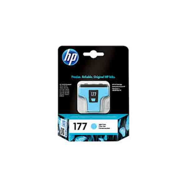 HP 177 Light Cyan Original Ink Cartridge C8774HE