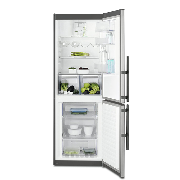 Electrolux 311 Liters Fridge (EN3453MOX)