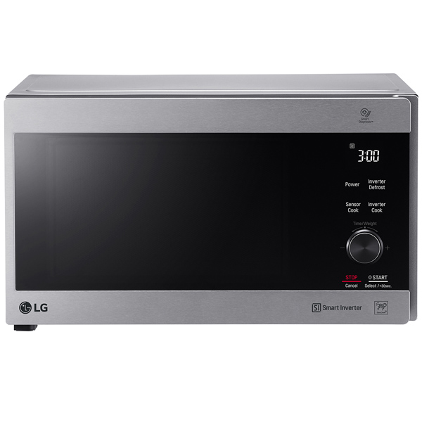 Microwave Oven & Grill, LG Neo Chef Technology, 42 Litre Capacity, Smart Inverter, EasyClean™ (MH8265CIS)