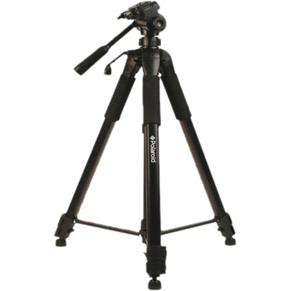 "Polaroid 72"" Tripod with 3-Way Pan-Tilt Head (PLTRI72)"