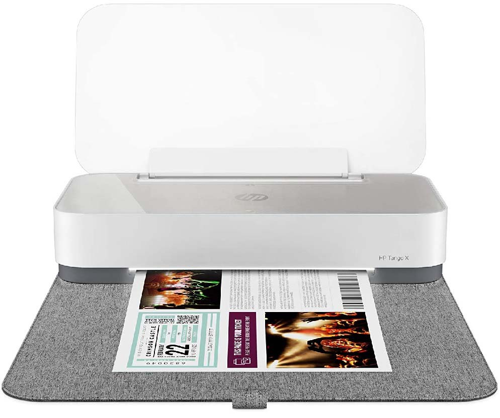 HP Tango X Smart Home Inkjet Printer 3DP65B