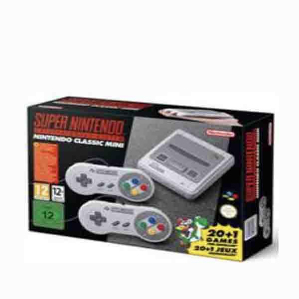 Nintendo Classic SNES Mini Console (HWVG-343354)