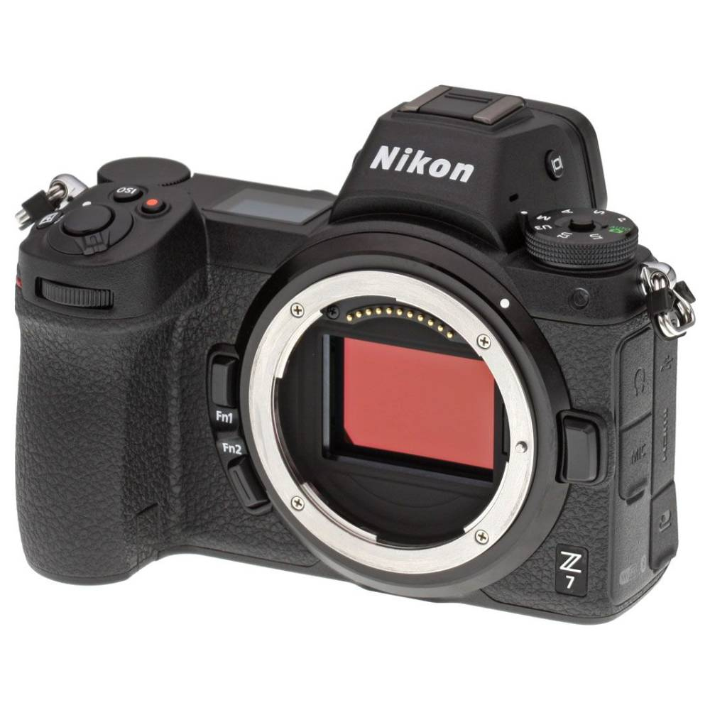 Nikon Z7 Mirrorless Digital Camera Body Black Z7