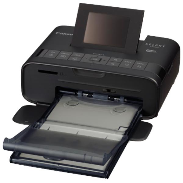 Canon Photo Printer - Black (CP1200BK)