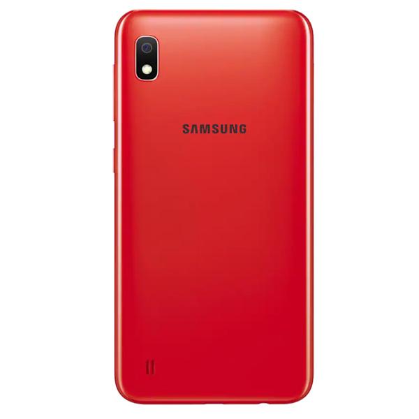 Samsung Galaxy A10s Dual SIM - 2GB 32GB - Red (SMA107FW-RD)