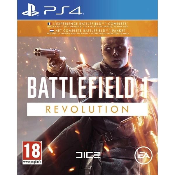 BATTLEFIELD 1 - REVOLUTION PS4 (CD22434)