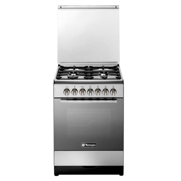 Tecnogas Gas Cooker 4 Burner(C3X66G4VC)