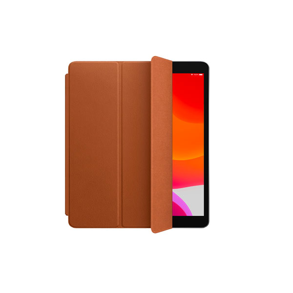 Apple Leather Smart Cover for 10.5-inch iPad Pro - Saddle Brown (MPU92ZM/A)