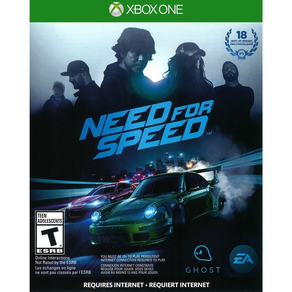 Need for Speed(XBOX-ONE)