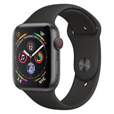 Apple Watch Series 3 GPS Space Grey Aluminum Case With Black Sport Band 42 millimeter (MTF32-EC)
