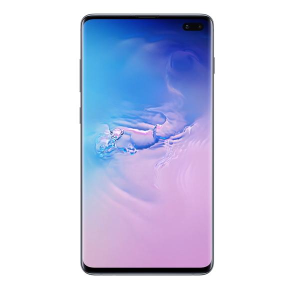 Samsung Galaxy S10 Plus Dual SIM Prism Blue 128GB 8GB RAM 4G LTE SMG975FZBDXSGW-AA