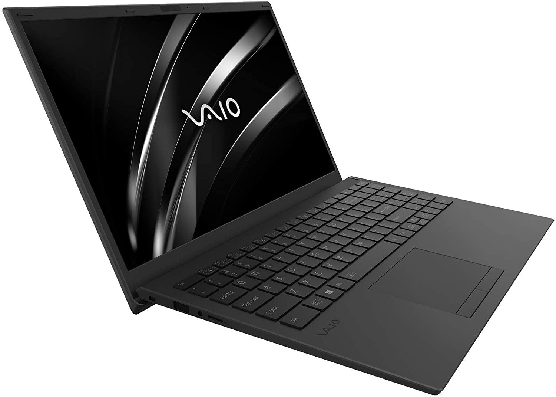 VAIO NoteBook R5-3500U RAM 8GB 512GB SSD Screen 15.6inch Win 10 Home Backlit KBD Black VAIO-E15BK