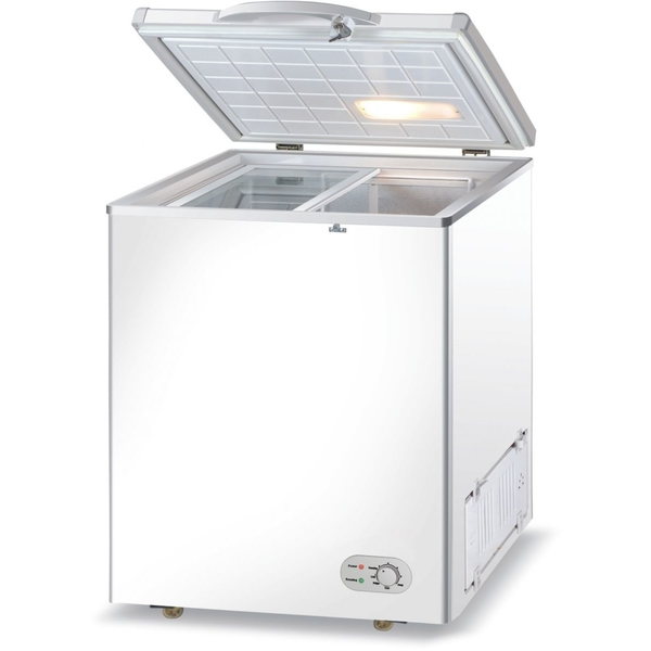 Wolf Power 210 Litres Chest Freezer, White (WCF210SD)
