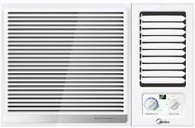 Midea Window Rotary Air Conditioner 313MWTF-18CM