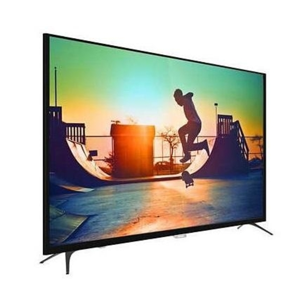 Philips 4K Ultra Slim Smart LED TV (43PUT6002)