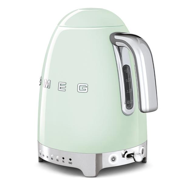 Smeg Variable Kettle Pastel Green (KLF04PGUK)