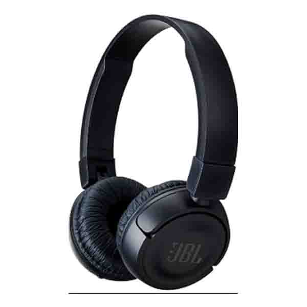T450BT Wireless Bluetooth Over-Ear Headphones Black JBL-T450BT-EC
