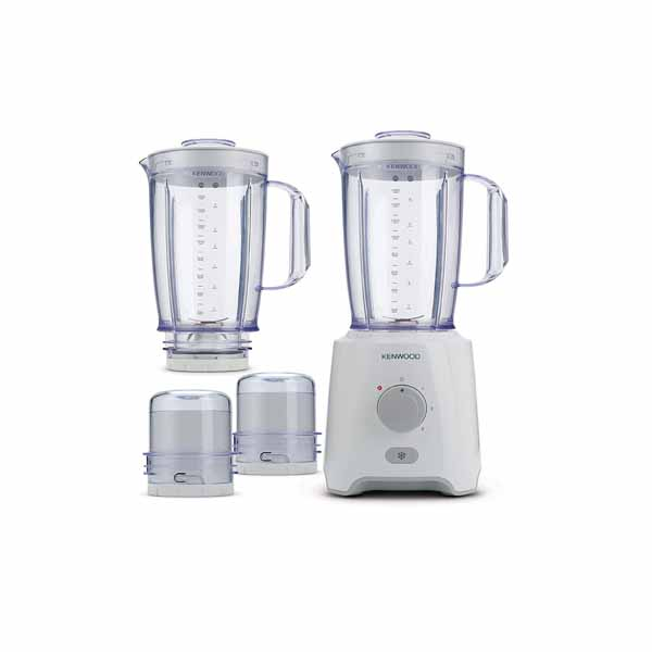 KENWOOD BLENDER / WITH 2 MILL (BLP406WH)