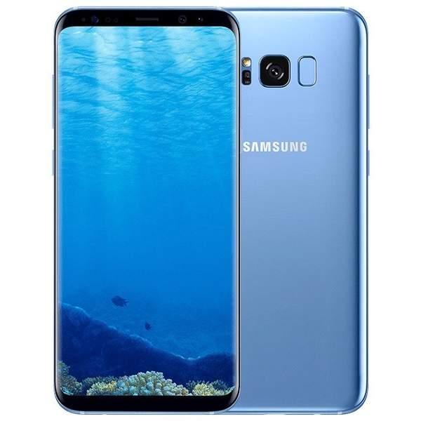 Samsung Galaxy S8 Plus, Blue (SMG955FW-64GBBL-EC)