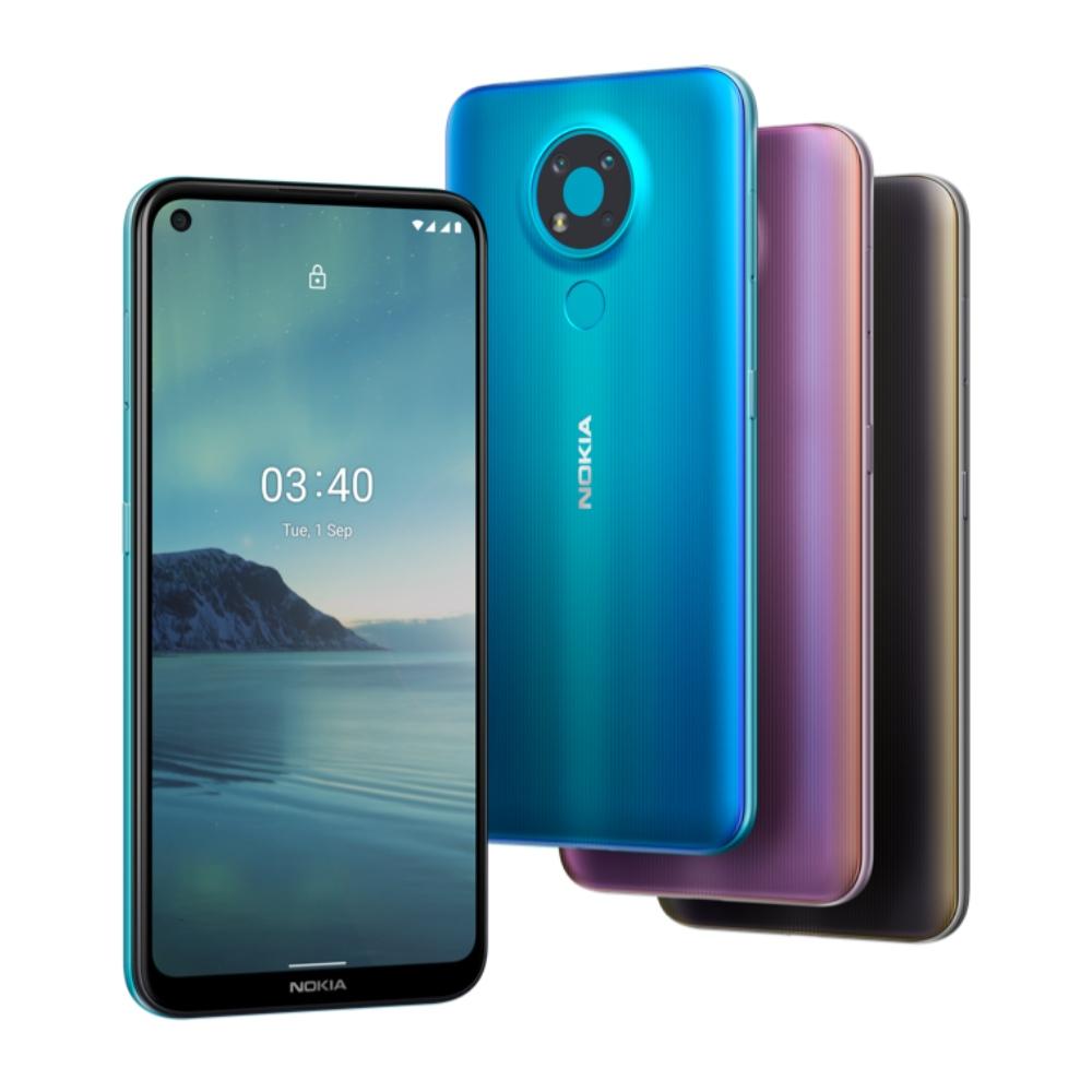 - Nokia 3.4 – Smartphone PURPLE NOKIA34W64GBPR