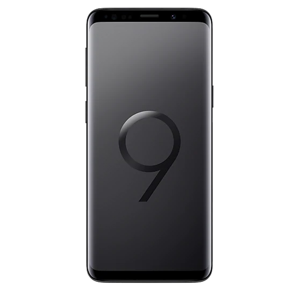 Samsung Galaxy S9 Plus 64GB, Black (SMG965FW-64GBB-EC)