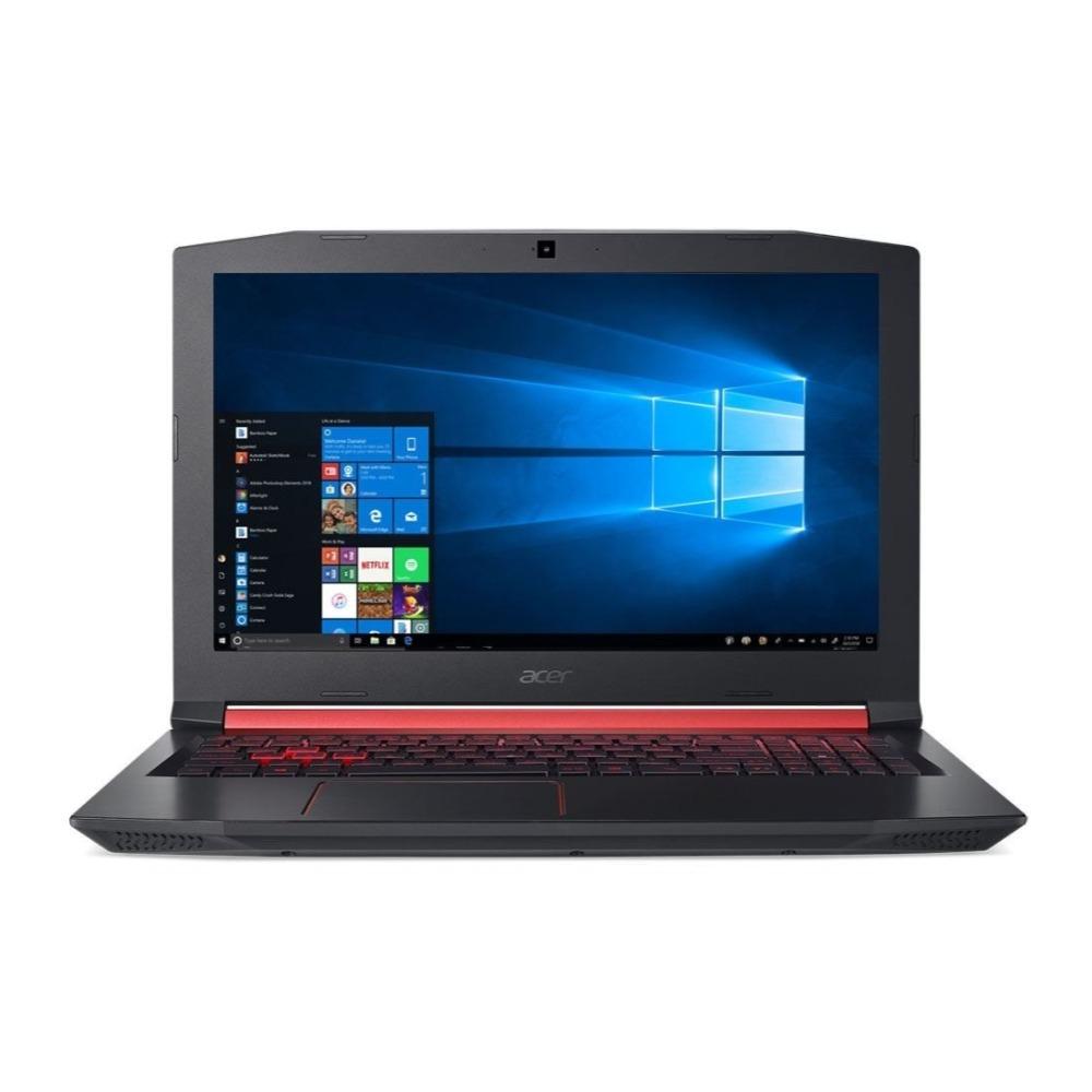 "Acer Nitro 5 15.6"" i5 10th Gen 8GB RAM 256GB SSD 4GB Graphics Windows 10 English Keyboard - Black NH.Q7MAA.006"