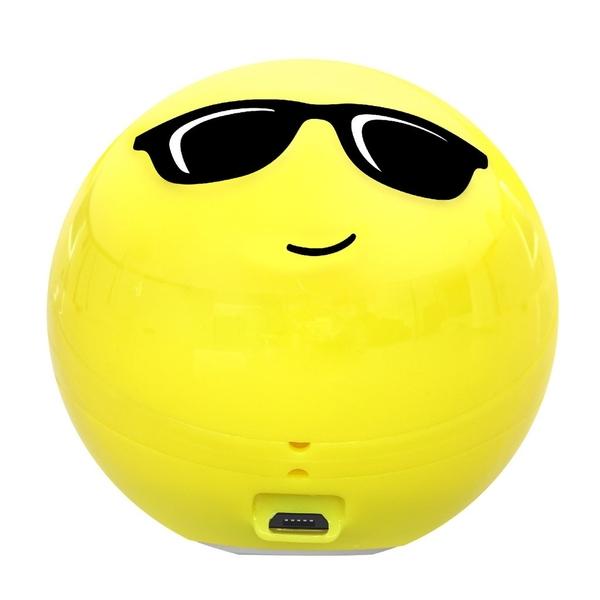 Promate Cool Emoji Bluetooth Speaker (COOLCLASSIC)