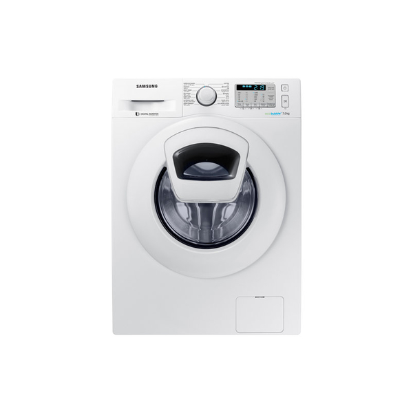 Samsung Front Loading Washing Machine with AddWash, 7 kg (WW70K5213YW)
