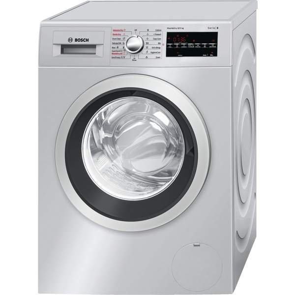 Bosch 8Kg Serie 6 Automatic Washer Dryer (WVG3046SGC)