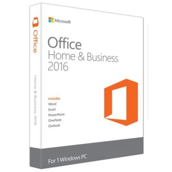 Microsoft Office - Home & Business (T5D-02362)