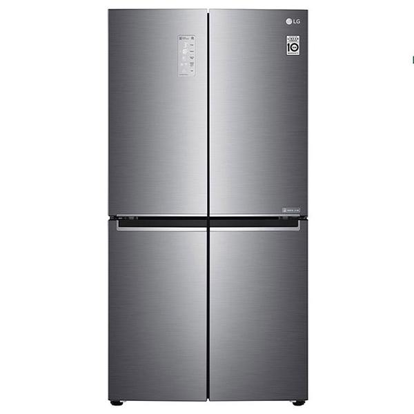 LG French Door Refrigerator, Side by Side (GR-B34FTLHL)