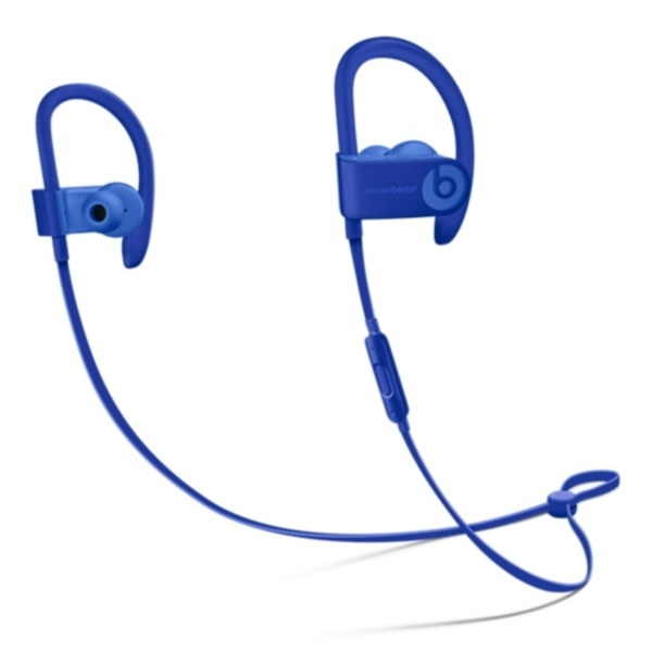 Beats MQ362-EC Powerbeats3 Wireless Earphones, Break Blue (MQ362-EC)