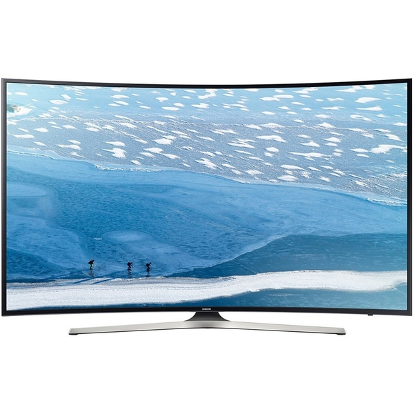 "Samsung 55"" UHD 4K Curved Smart TV KU7350 Series 7 (UA55KU7350)"