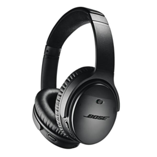 Bose QuietComfort 35 Wireless Headphones II (BOSE-QC35II-BK-EC)