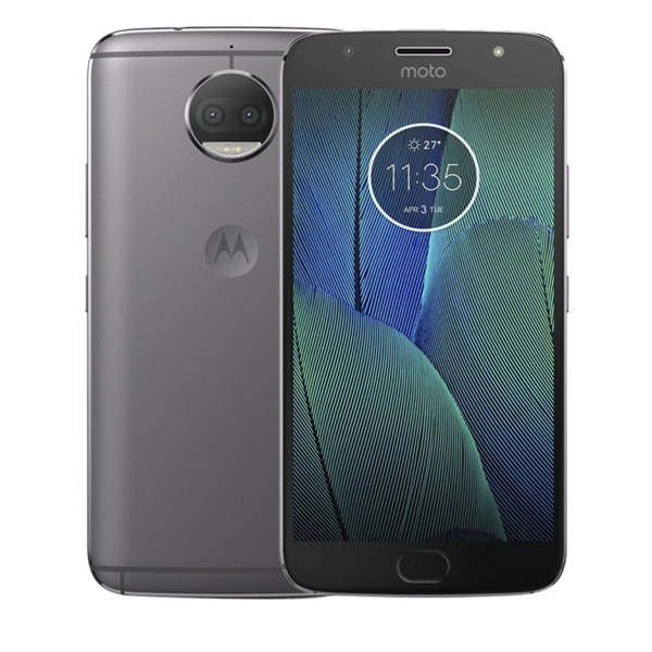 MOTOROLA MOBILE PHONE / MOTO G5S PLUS [XT1805],5.5'',DUAL SIM,32GB ,ANDROID 7.1,GREY (MOTOG5SPLUSW-GY)