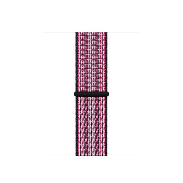 Apple 40mm Pink Blast/True Berry Nike Sport Loop (MWTW2ZE/A)