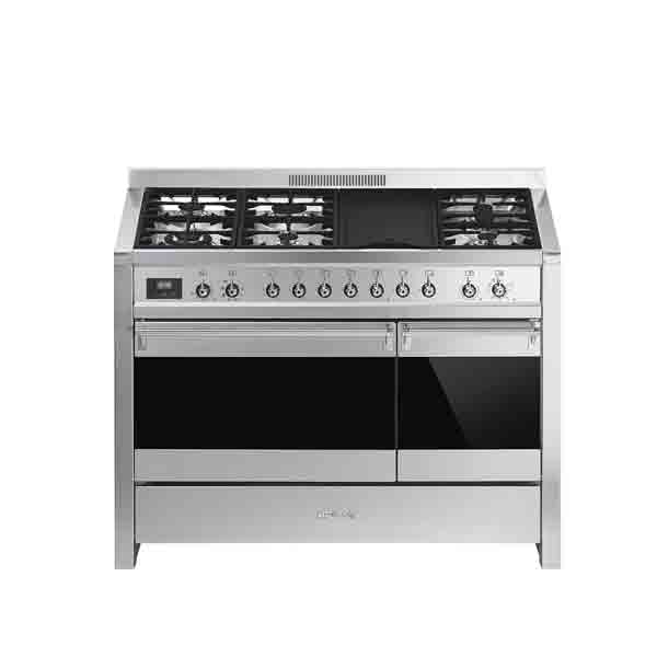 """120cm """"Opera"""" Dual cavity Cooker stainless steel A3-81"""