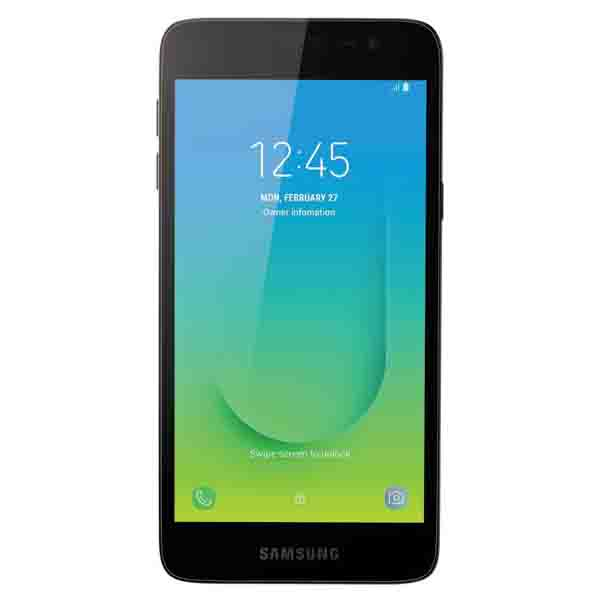 Samsung Galaxy J2 Core 2018 Smartphone, Black (SM-J260FZKDXSG)