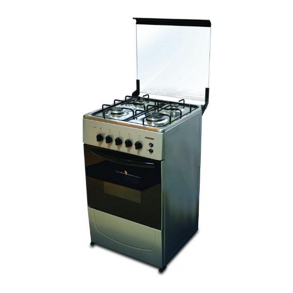 Nikai Gas Cooking Range 4-burner  U2110N5SA