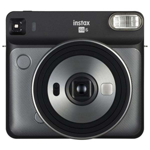 - Fujifilm Instax Square SQ6 - Gray (INSTAXSQS6-GY)