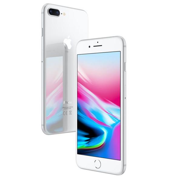Apple iPhone 8 Plus 256GB - Silver (IP8P-256GBSL-EC)