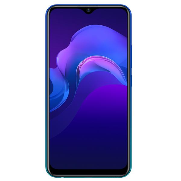 VIVO SMART PHONES Y15, 4GBRAM, 64GB, DUAL SIM, AQUA BLUE (VIVOY15-64GB-AB)