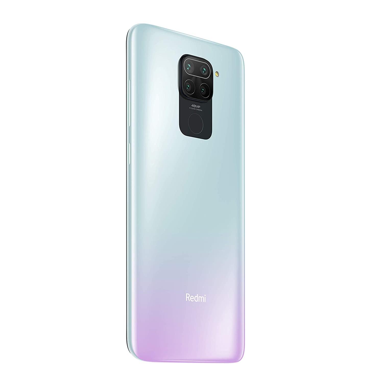 XIAOMI MOBILE PHONE / REDMI NOTE 9 4/128GB , WHITE MINOTE9-128GBW