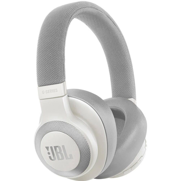 JBL HEADPHONE / BLUETOOTH -WHITE (JBLE65WHT)