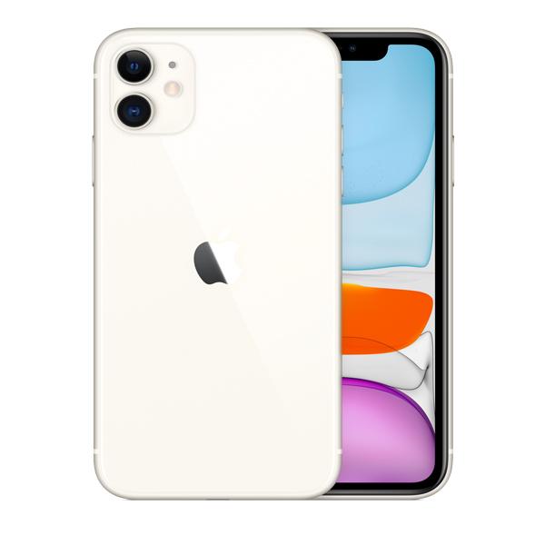 Apple iPhone 11 256GB White MWM82AE/A